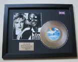 "KIM WILDE - Another Step (Closer To You) 7"" Platinum DISC with cover"